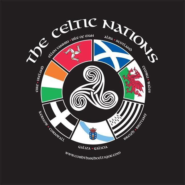 Celtic Nations Celtic Stuff Pinterest Celtic Celtic Nations
