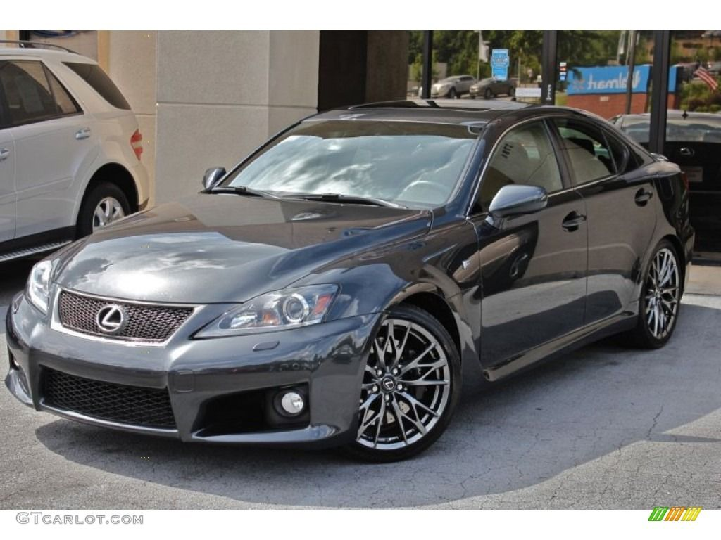 Lexus isf 2011 smoky granite mica possibly attainable dream car