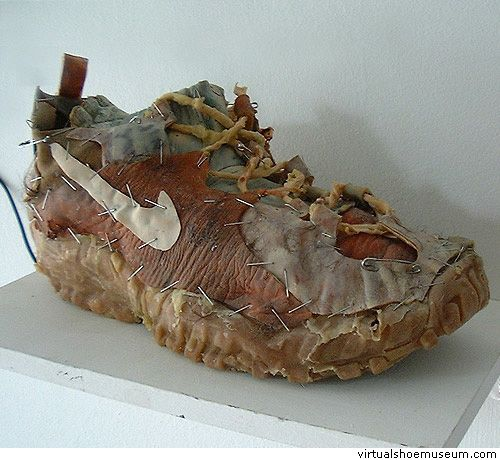 weird basketball shoes -