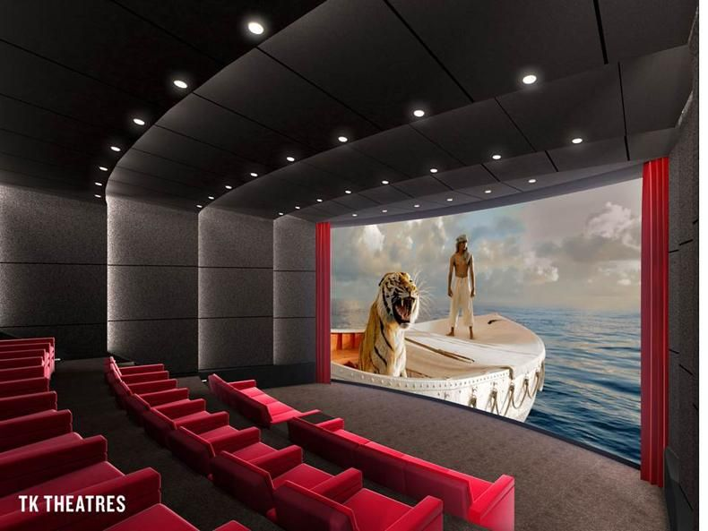 Ever fancied your own private IMAX? Well now you can, as IMAX ...