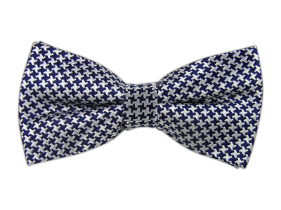 Big Tooth Navy White Bow Ties Big Tooth Navy White Bow Ties Mens Bow Ties Silk Bow Ties White Bow Tie