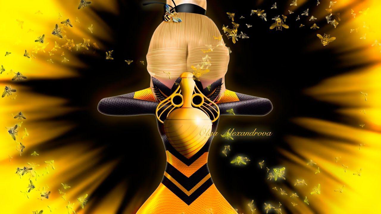 картинка талисмана пчелы