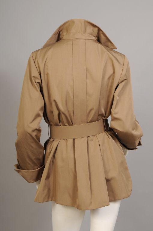 1stdibs rare yves saint laurent haute couture safari for Haute couture jacket