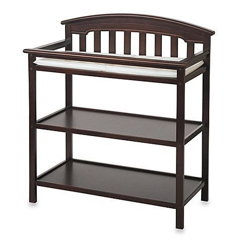Child Craft Stanford Changing Table in Cherry F01316.85