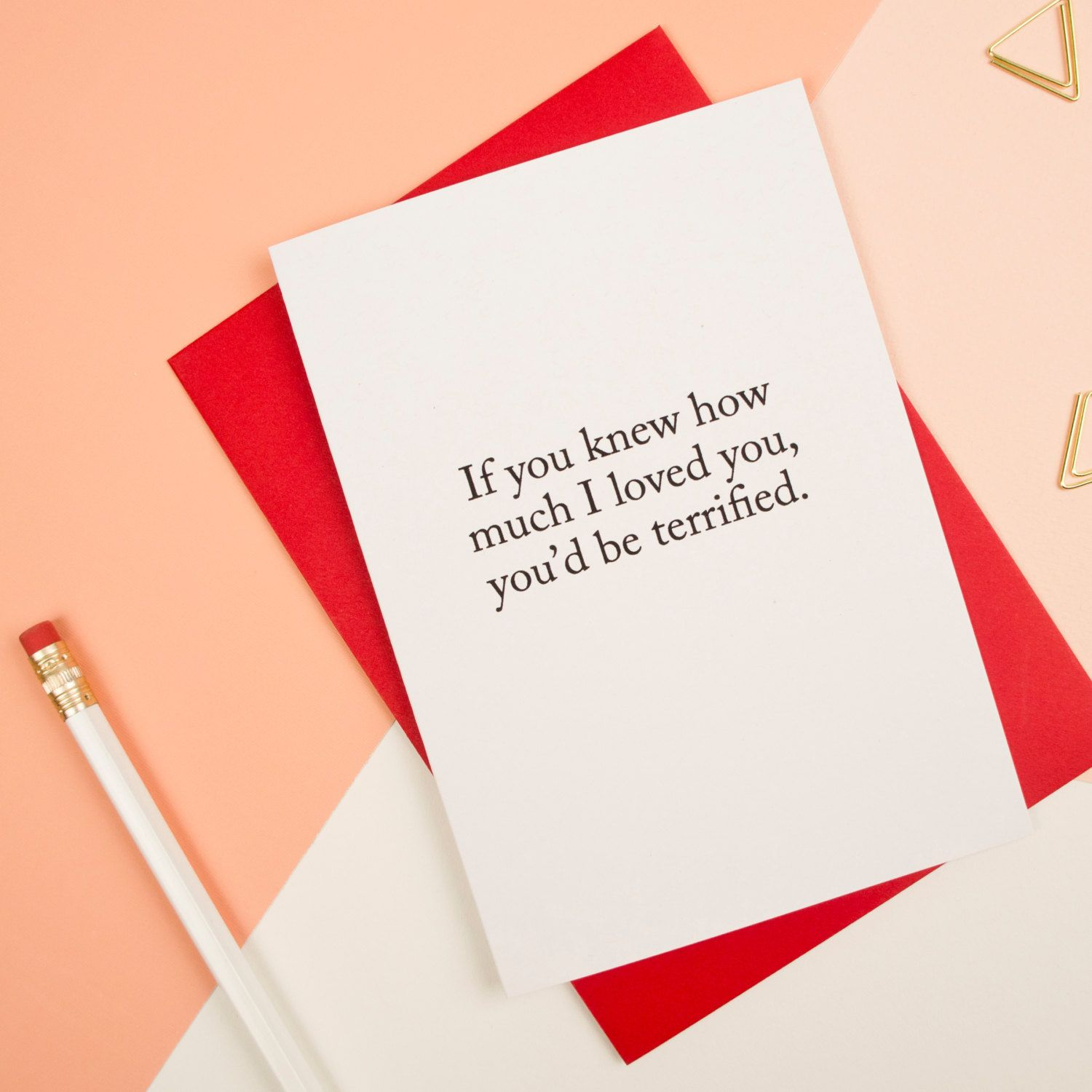 Creepy Valentine Card Funny Valentines Day Card I Love You – E Valentine Cards Uk