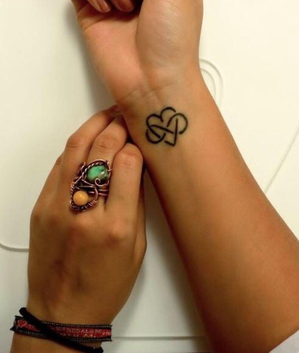 Heart Tattoo T A T T O O S Pinterest Tattoo