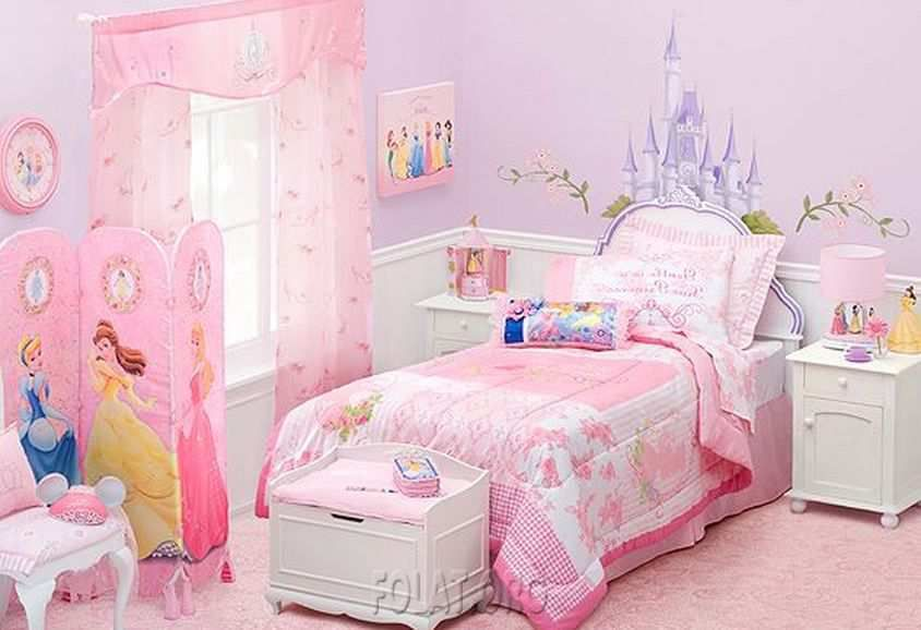 10 Beautiful Princess Bedroom Decorating Ideas For Your Girl Kid