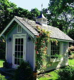 Greengate Ranch Remodel: Garden Shed #7 - Resources