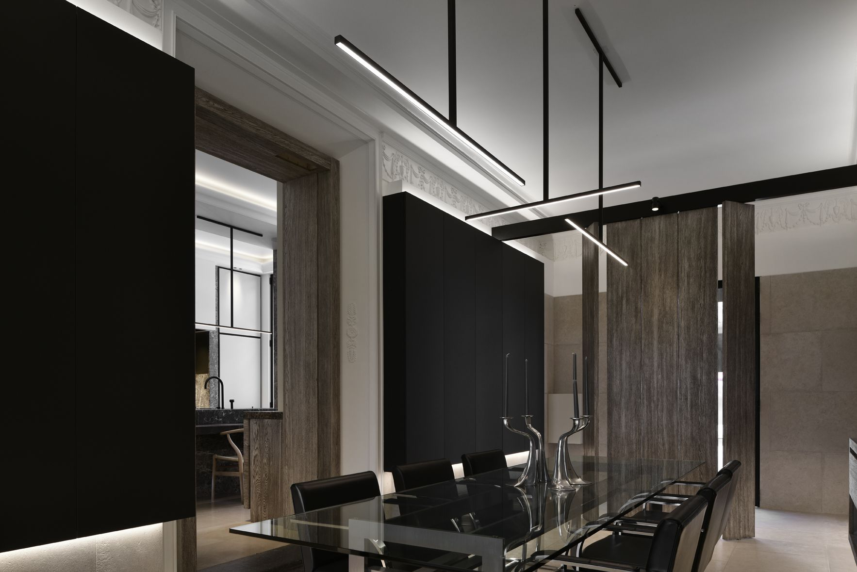Kreon - Fuga, pendel | Architecturale Verlichting | Pinterest ...