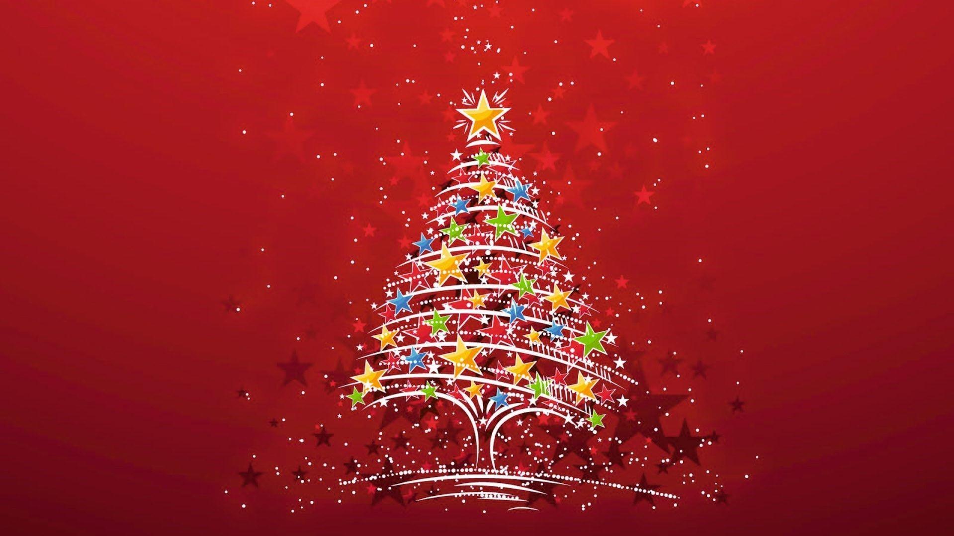 Natale Immagini Hd.Sfondi Desktop In Hd Gratis Da Scaricare Cartolina Buon Natale Auguri Natale Temi Natalizi