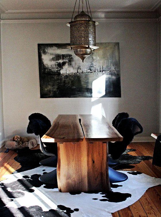 Massivholztisch holztisch esstisch nussbaum massiv for Holztisch nach mass
