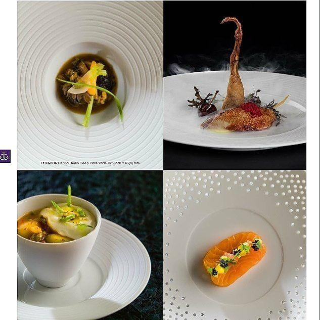 #heringberlin #GOODFELLOWS showroom #sales@goodf.co.uk #sexyplates #goodforchefs #theartofplating #chefsofinstagram #chefstalk #foodporn #chefs #chef #gastroart #instapic #gastro #goodforchefs #www.goodf.co.uk by paul.goodfellow