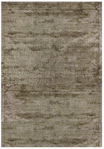 Teppich Wohnzimmer Carpet modernes Design DOLCE UNI RUG 80 Viskose