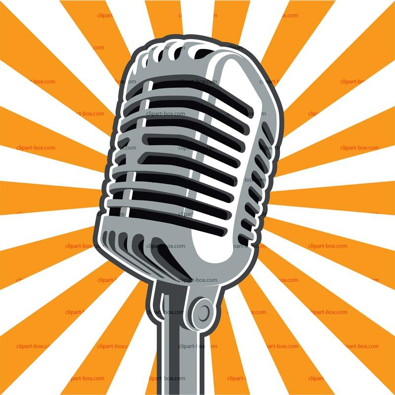 Radio microphone clip art free clipart images | Clip art ...