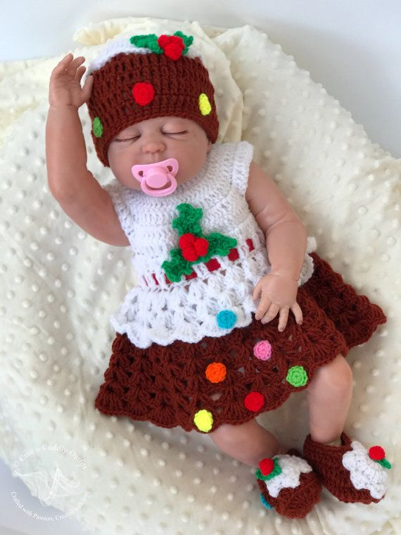 this listing is for a beautiful baby christmas dress your little princess is bound to