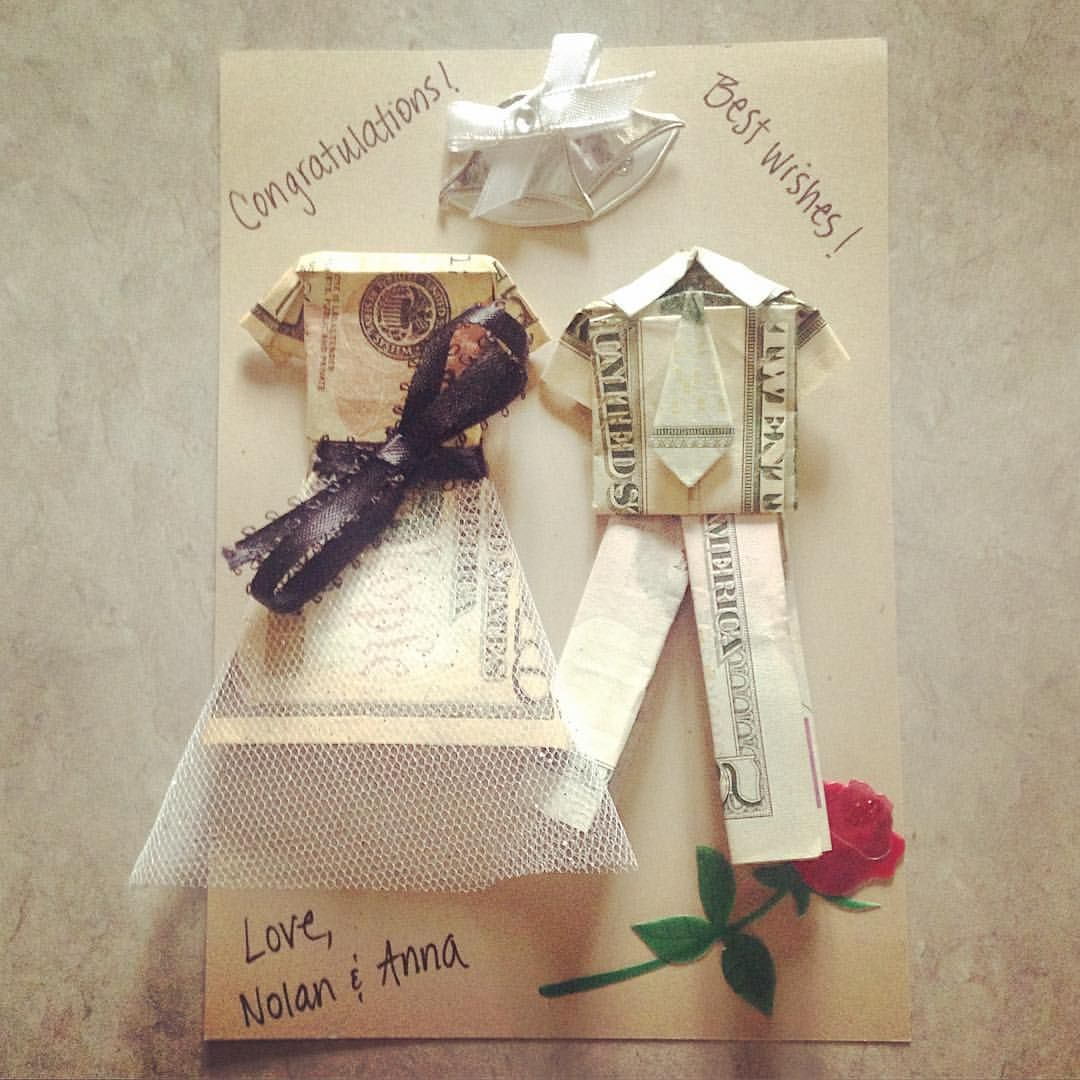 Giving Cash As A Wedding Gift: The Best Way To Give Money At A Wedding