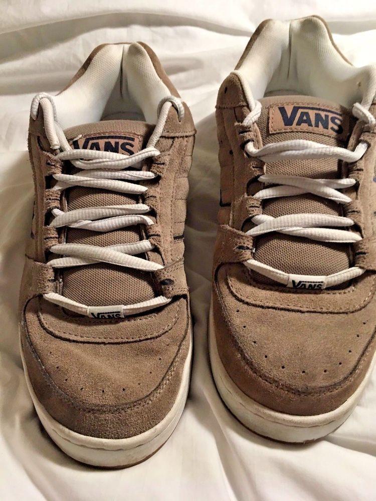 vans mens shoes size 10