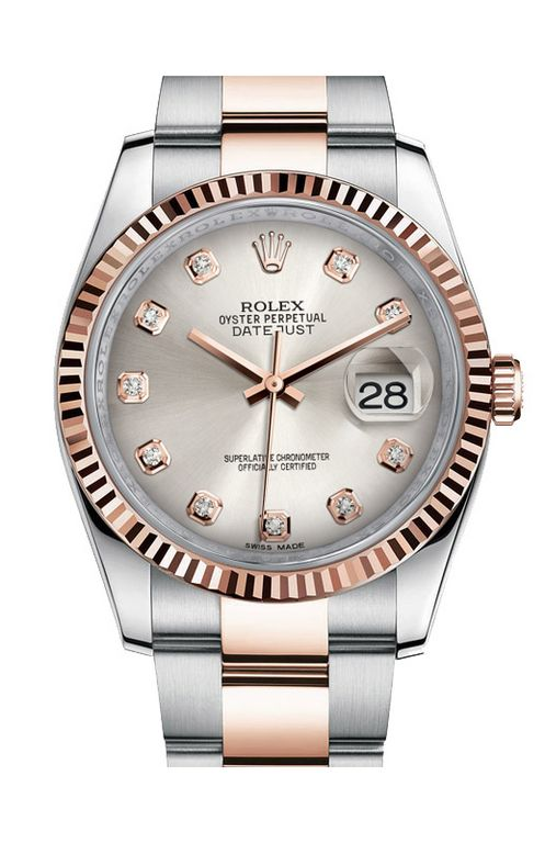 Rolex 116231 sdo Datejust 36 mm Steel and Everose Gold.  rolex 6a25c2e2bf