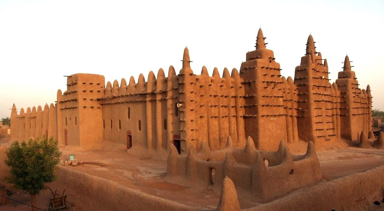 History Of Mali Country Facts Culture Points Of Interest Timbuktu Mali Mosque World Heritage Sites
