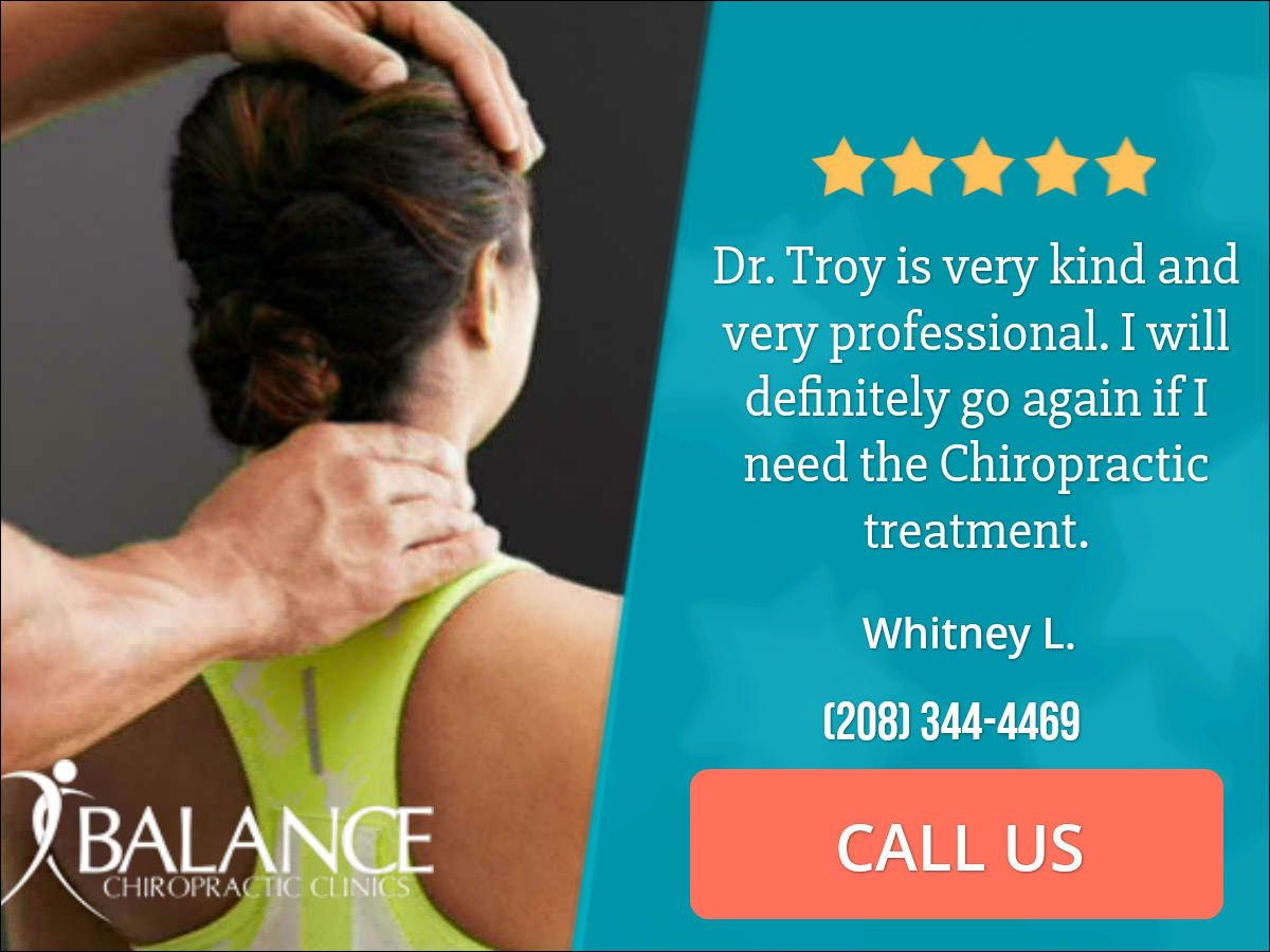 This was my first Chiropractic experience, Dr. Troy is