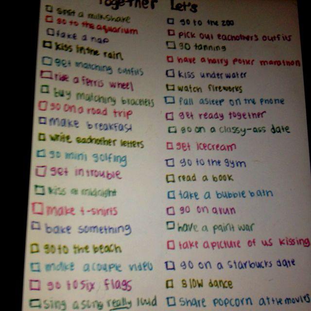 Together list