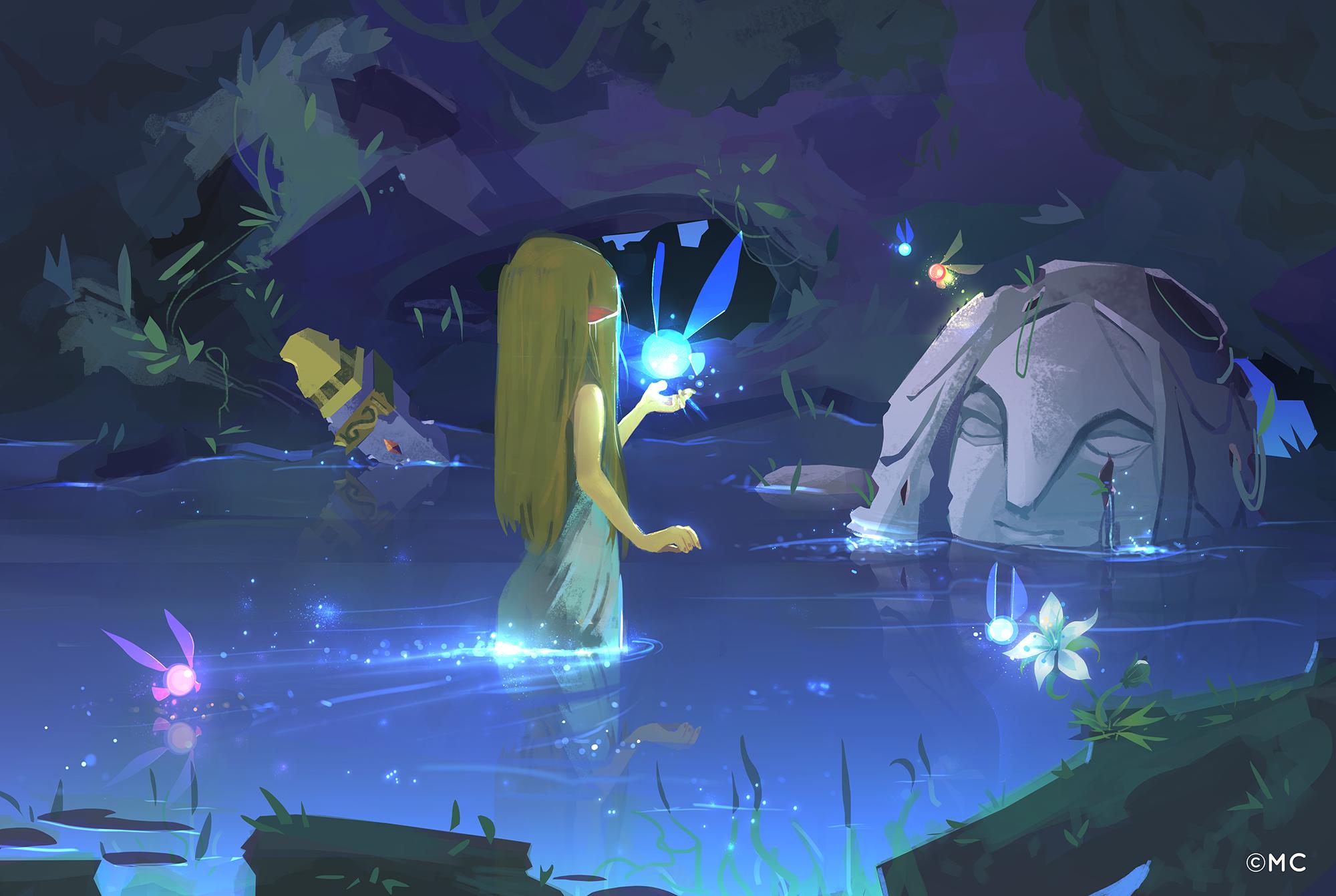 The Legend Of Zelda Breath Of The Wild Computer