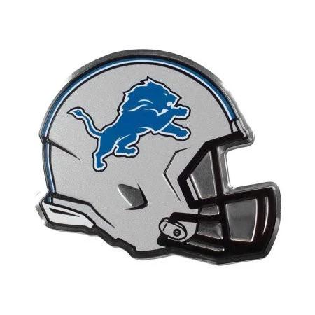 Nfl Detroit Lions Helmet Auto Emblem Sportsmaniausa Com Detroit Lions Helmet Nfl Detroit Lions Detroit Lions