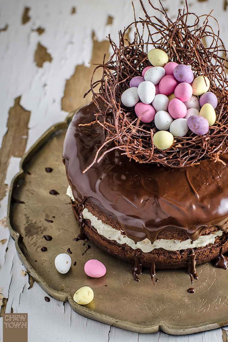 Hop to it! From root beer-glazed ham to Peeps s'mores, here's what to cook on Easter Sunday.