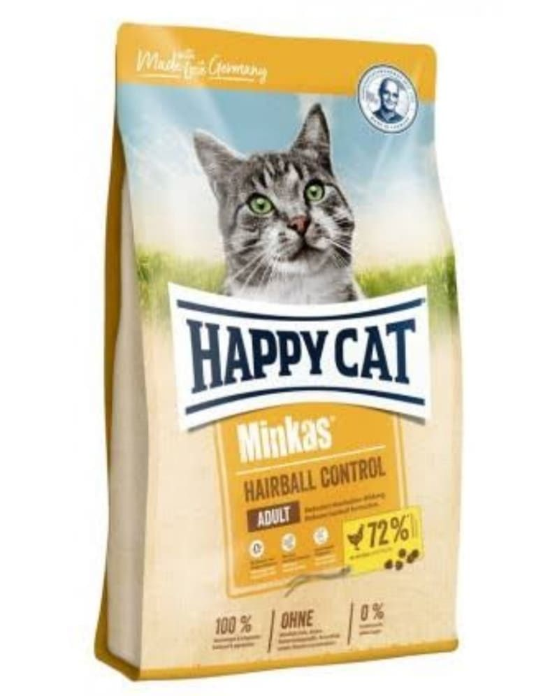 Happy Cat Ninjas Hairball Control Care 450 1 5 Kg Petsoftaft Taft Dlsu Csb Stscho Dogfood Catfood Dogs Cats Hap Happy Cat Cat Food Cat S
