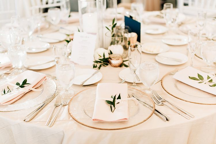 Wedding Reception Tables Https Ruffledblog Pacific Northwest With Mauve And Champagne