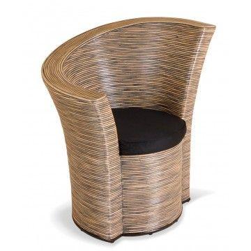 Arc Rattan Chair - Right Hand | FURNITURE LOVE | Pinterest | Rattan