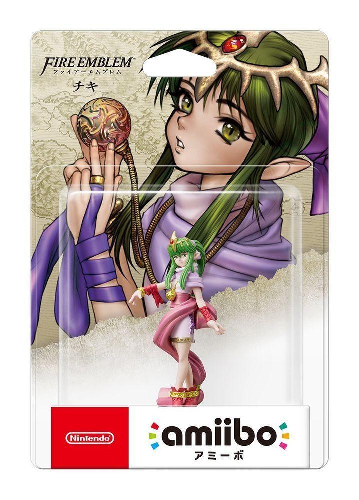 Nintendo amiibo Fire Emblem Tiki 3DS Wii U Switch Figure from Japan F/S #Nintendo