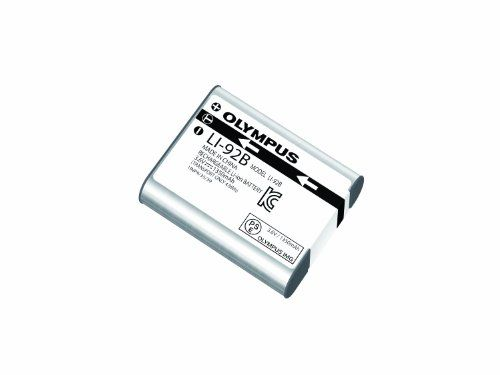 Olympus V6200660U000 Li-92 Rechargeable Battery (Silver