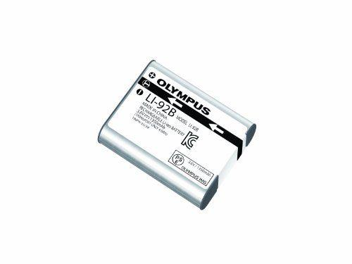 Olympus V6200660U000 Li-92 Rechargeable Battery (Silver