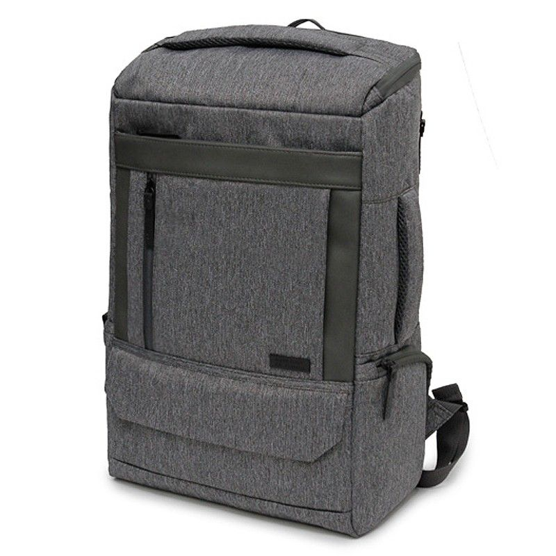 Mens Stylish Backpack College Laptop Book