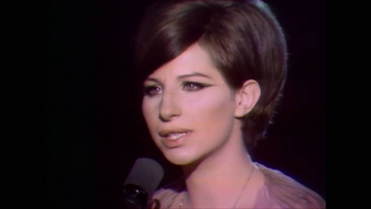 Barbra Streisand -Cry me a River -Concert In Central Park 1967 ...
