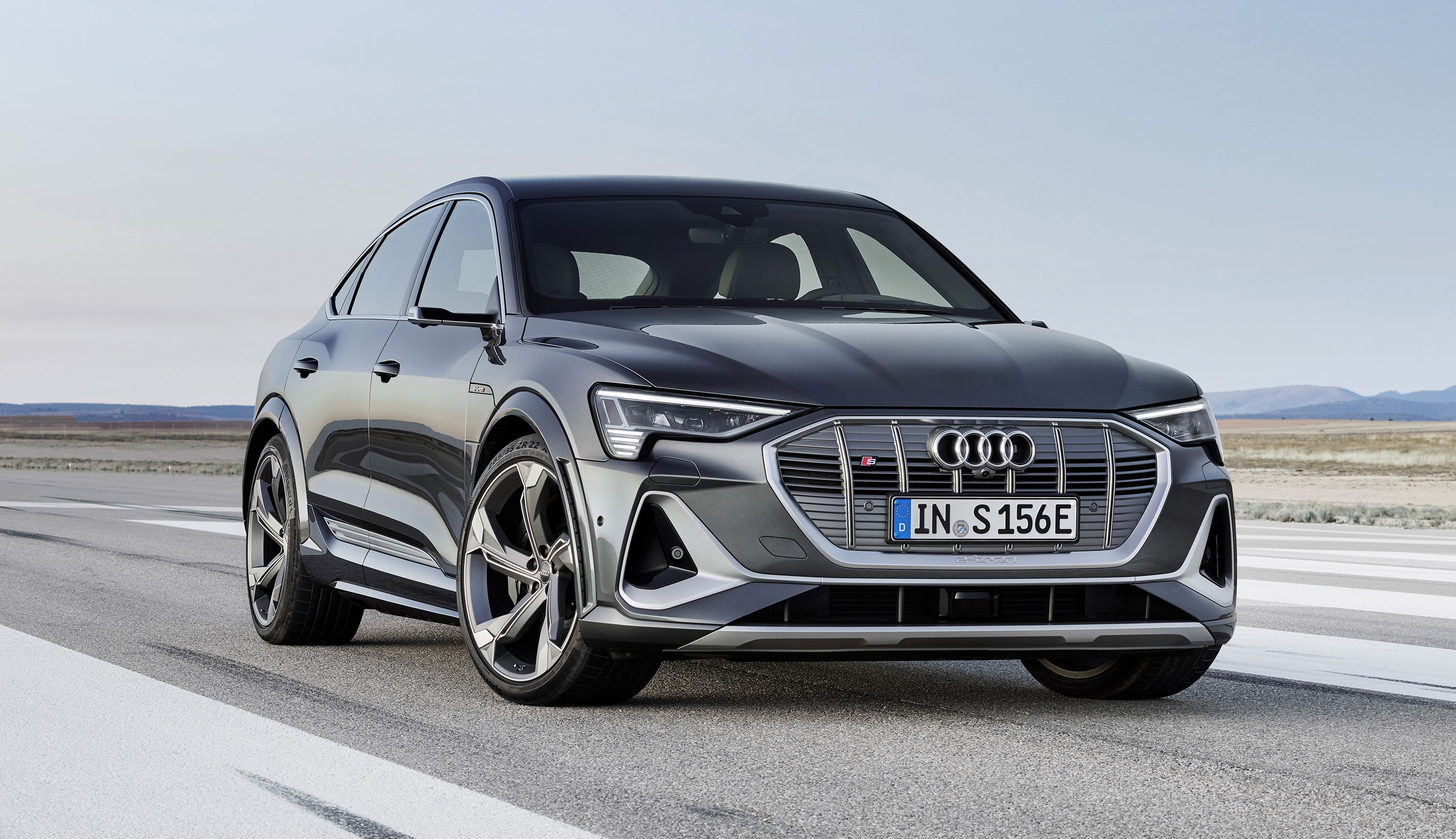 The Audi E Tron S Is Still Heavy But It Makes Up For That Weight With Ample Amounts Of Power And Torque Top Speed In 2020 Audi E Tron E Tron Audi