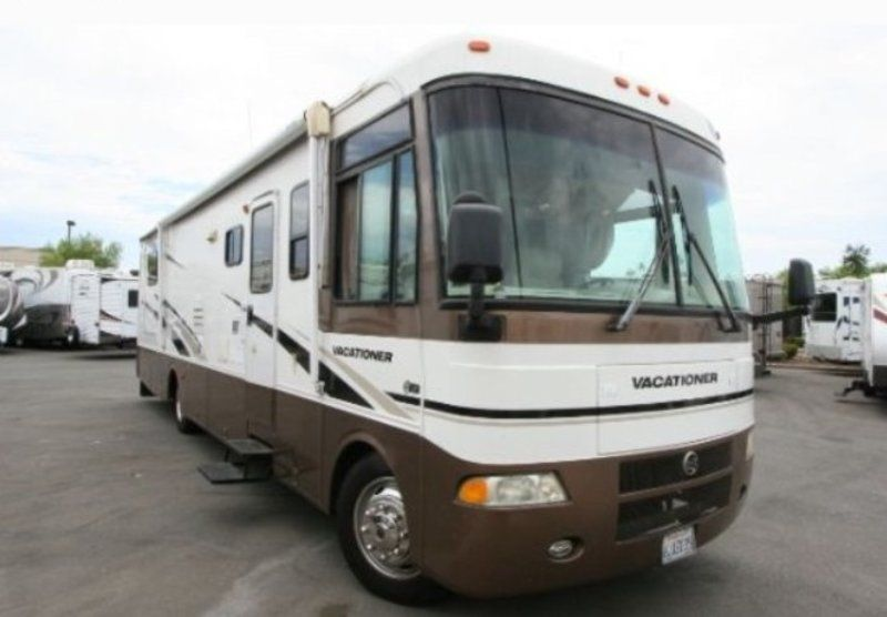 2002 Holiday Rambler Vacationer 34SBD for sale by Owner