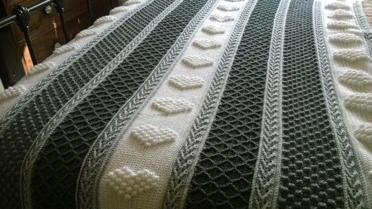 Nicoles Wedding Blanket Diy Crafts Croch