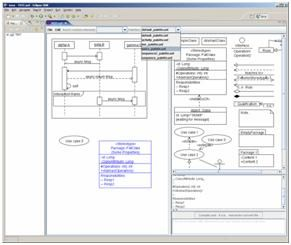 Uml Tool For Fast Uml Diagrams Diagram Sequence Diagram Database Design