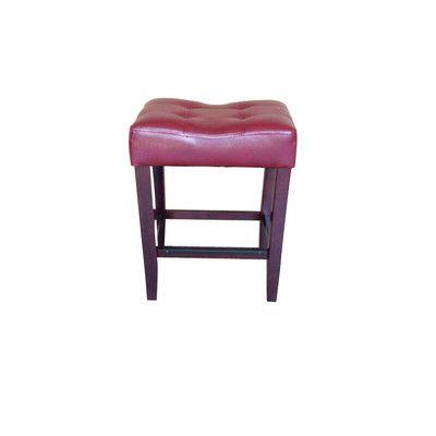 Just Cabinets Marlton 24 Bar Stool With Cushion Reviews Wayfair Stool Bar Stools Just Cabinets