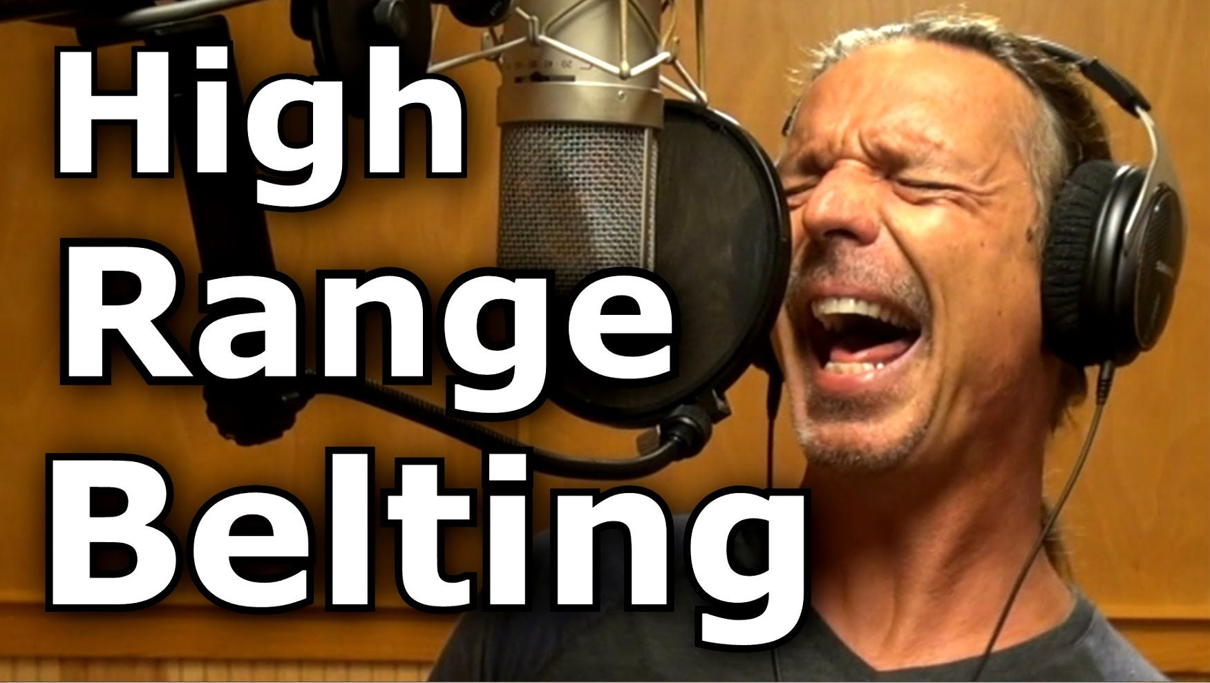 How To Sing High Range Belting I Got The Music In Me Ken Tamplin Vocal Academy Singing Tips Singing Lessons Singing