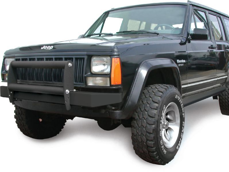 These Rock Bumpers From Olympic 4x4 Bolt Directly To Any 84 01