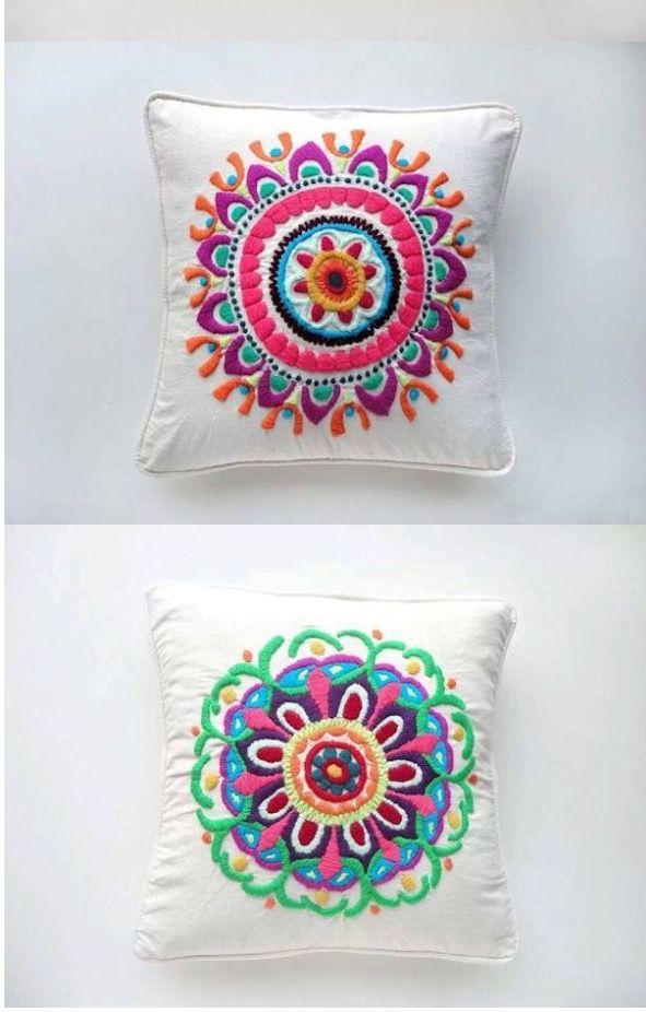 Pin de Parijat Banerjee en Hand embroidery | Pinterest | 자수