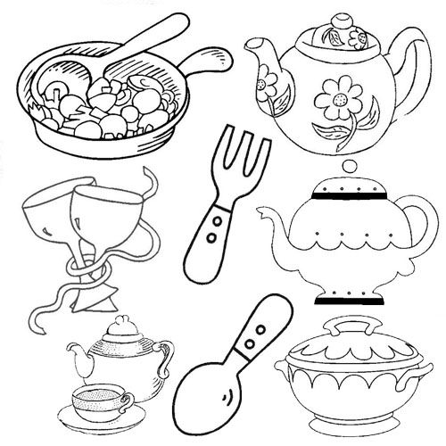 Pin by Shirley Douglas on Kitchen Embroidery Patterns