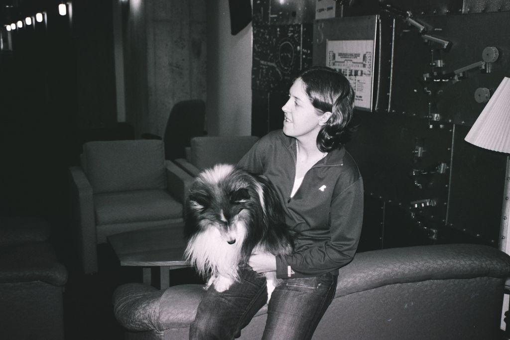 me & Declan at amazon