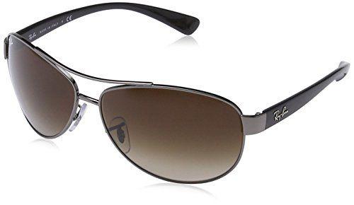 SunglassesGunmetalgunmetal Ray Unisex Mod3386 Adults Ban N8wnm0