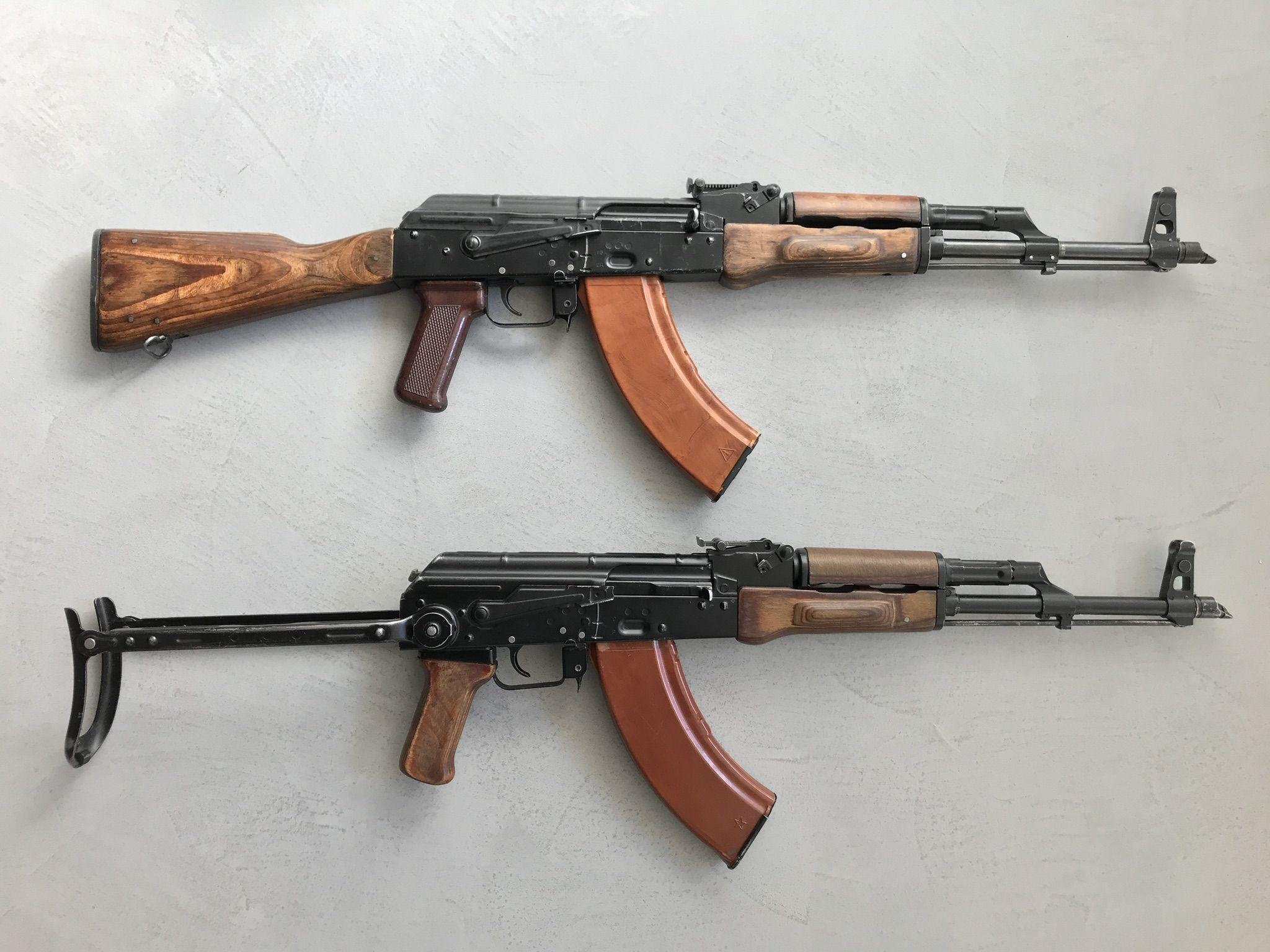 AKM & AKMS