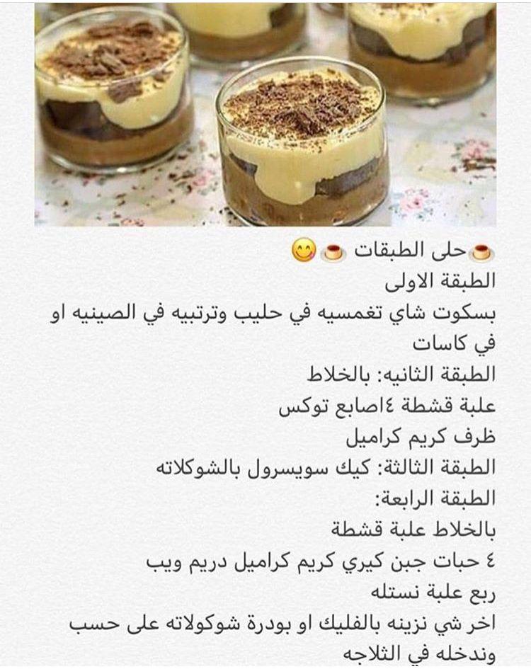 Pin By Ramya On حلويات حلى كاسات حلا كب Yummy Desserts Sweets Food Desserts