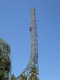 Superman Escape From Krypton Wikipedia The Free Encyclopedia Six Flags Roller Coaster Fastest Roller Coaster